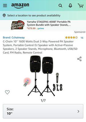 Bocinas de Bluetooth for Sale in Fontana, CA