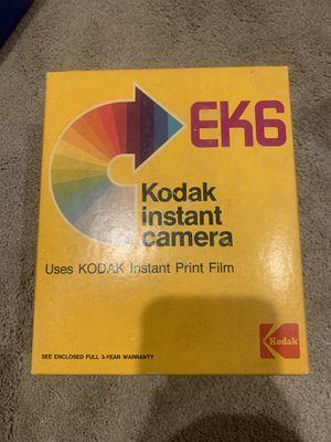 Kodak instant camera EK6 for Sale in Gilbert, AZ