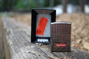 Supreme zippo lighter for Sale in Marietta, GA