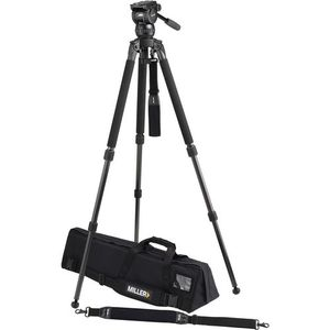 Miller 1870 Compass 12 Solo 75 Two-Stage Carbon Fiber Tripod for Sale in Hoboken, NY