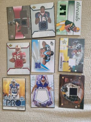 Giant sports card lot! Basketball and Football for Sale in Zeeland, MI