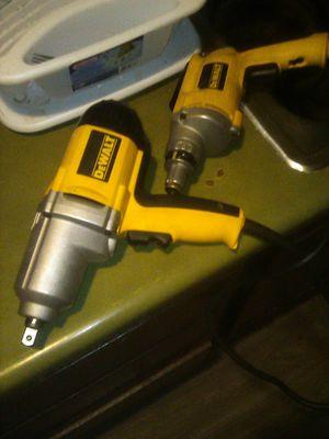 DeWalt corded impact drill for Sale in Phoenix, AZ