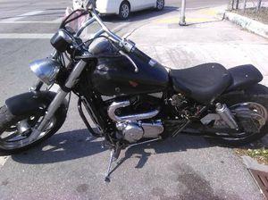 2001 Suzuki motorcycle for Sale in Miami, FL