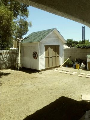 Large wood shed for Sale in Henderson, NV