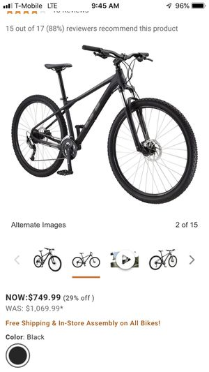 GT AVALANCHE 2.0 for Sale in Grand Prairie, TX