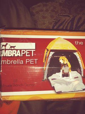 Umbrella pet portable pet house for Sale in Warrenton, NC