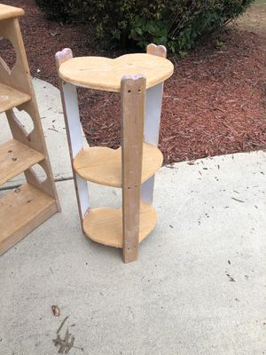 Cute children's wooden furniture for Sale in Austell, GA