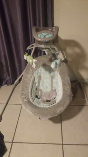 Ingenuity baby swing for Sale in Tampa, FL