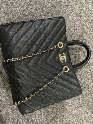 Large Chanel like tote bag purse for Sale in Union City, CA
