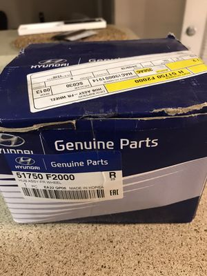 Hyundai bearing system for Sale in Charlotte, NC