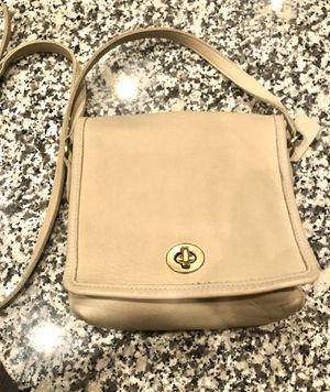 Vintage Coach Crossbody Bag for Sale in Bristow, VA