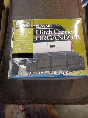 Hitch carrier organizer for Sale in Ontario, CA