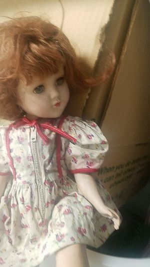 Antique doll for Sale in Maple Valley, WA