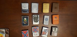 Zippo collection for Sale in Federal Way, WA