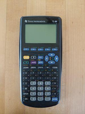 TI-89 Calculator for Sale in Arroyo Grande, CA