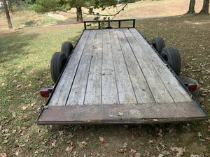 8X16 car hauler for Sale in Marion, KY
