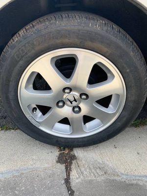 99-00 Honda civic si wheels for Sale in Bradenton, FL