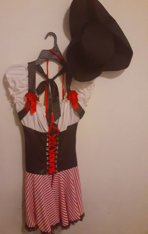 PIRATE COSTUME for Sale in Maywood, CA