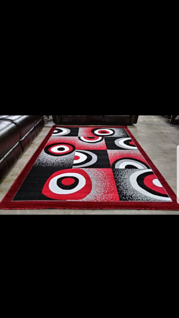 Brand New Modern Area rugs looks great on wooden floors
