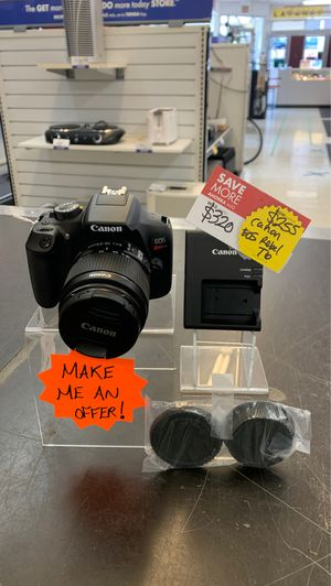 canon for Sale in Chicago, IL