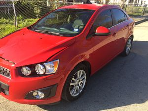 2013 Chevy Sonic LT for Sale in San Antonio, TX