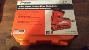 Pasload 16ga angled finish nailer for Sale in Murfreesboro, TN