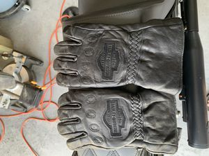 Men's Harley Davidson Gloves for Sale in Clermont, FL