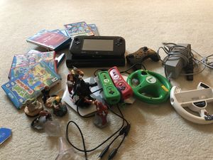 Wii U and Lots of Extras‼️ for Sale in Tampa, FL