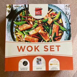 School of Wok by Dexam Wok Set for Sale in Emmaus, PA