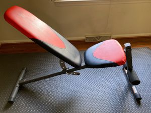 Adjustable Weight Bench for Sale in McLean, VA