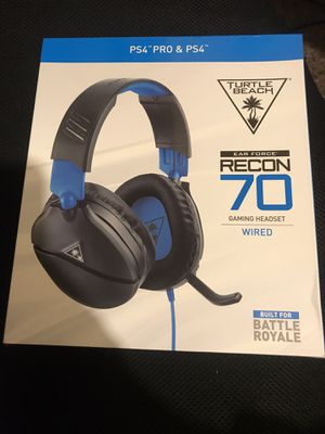 Turtlebeach Recon 70 for Sale in Everett, WA