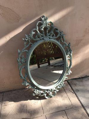 Blue/green Mirror for Sale in Vista, CA