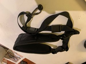 Sling-style Camera Strap (w pouch) for Sale in San Marino, CA