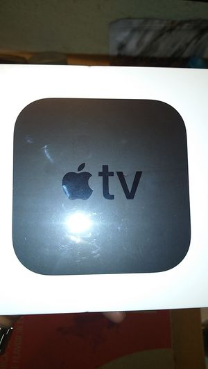 Apple TV 4k HDR 64GB for Sale in Fresno, CA