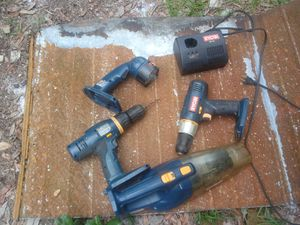 Ryobi power tools work great with charger jus need battery is no good for Sale in Haines City, FL