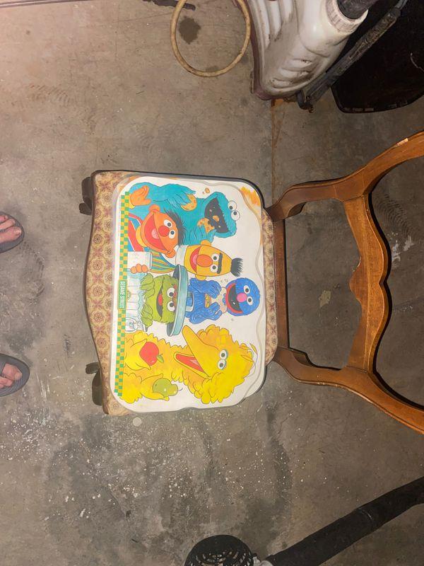 Sesame Street- place matts