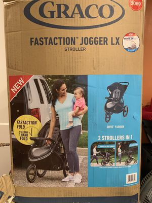 Graco FastAction Jogger LX Stroller for Sale in Philadelphia, PA