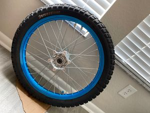 Dirt bike rims and tires for Sale in Sanford, FL