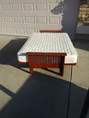 sofa bed in very good condition the mattress is full very clean for Sale in Phoenix, AZ
