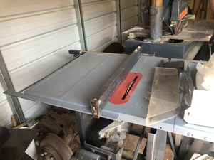 Table saw for Sale in Woodburn, OR