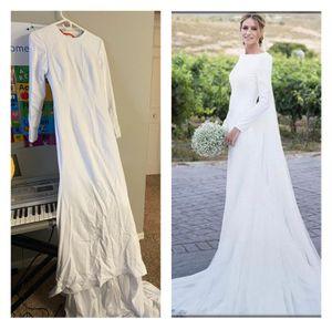 Simple wedding dress ( medium) for Sale in Pine Hills, FL