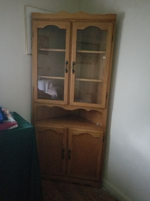 Corner cabinet for Sale in Nashville, TN
