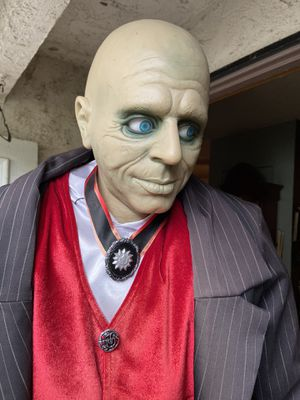 Scary man door greeter 6 feet tall for Sale in Cerritos, CA