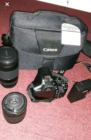 Canon EOS Rebel T6 1300D for Sale in New York, NY