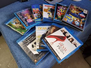 various Blu-rays for Sale in San Diego, CA