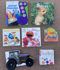 7 baby/kids board books for Sale in Fort Lauderdale,  FL