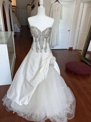 2 wedding dresses $300 each for Sale in Los Angeles, CA