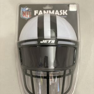 NFL New York Jets FanMask Helmet New for Sale in Riverside, CA
