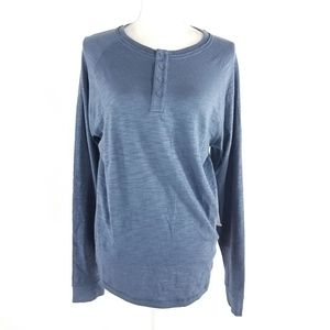 Vince Blue Henley Medium (1025321) for Sale in South San Francisco, CA