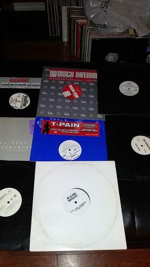 Single vinyl rap records/ good condition for Sale in Moreno Valley, CA
